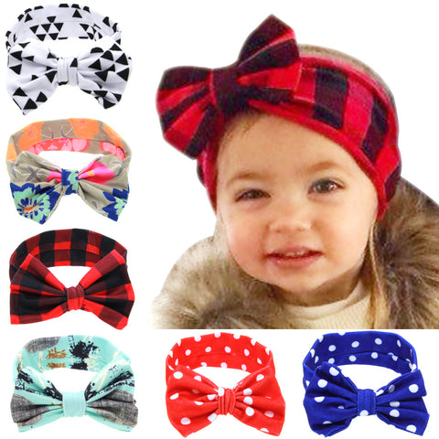 Children's Turban Knot Hair Accessories