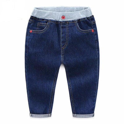 Kids Pure Color Jeans