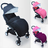300D Cloth and Warm Cotton Baby Stroller Foot Muff