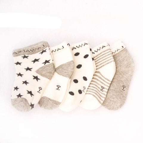 Cute Toddler Socks