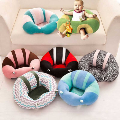 Princess Sofa Safety Plush Portable Seat For Baby