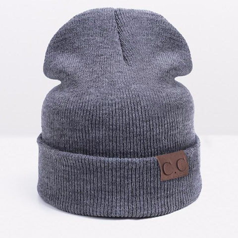 Fashion Children Warm Knitted Hat