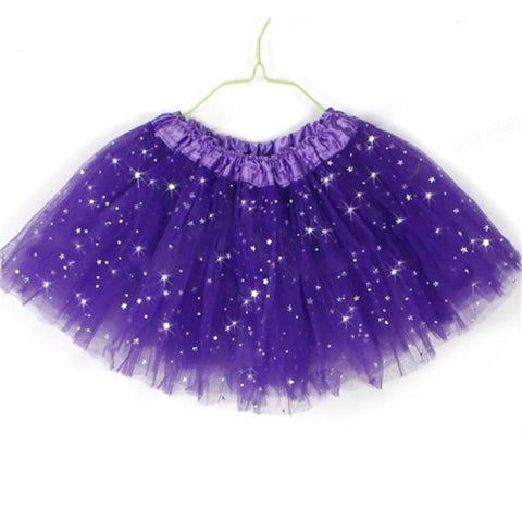 Princess Party Tutu Skirt for Baby Girl