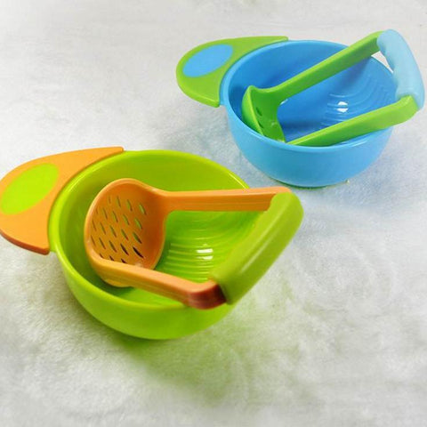 Subsidiary Fruit or Food Grinding Tools for Babies