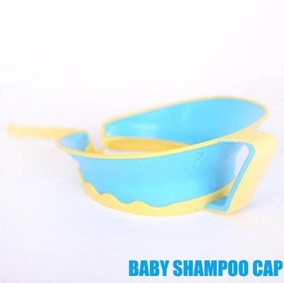Protective Bathing Visor Shampoo For Kids Shower Hats