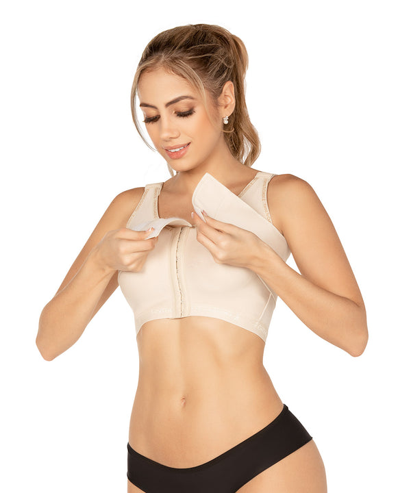 Post Surgical Bra With Bust Band ( Ref. C-039 )