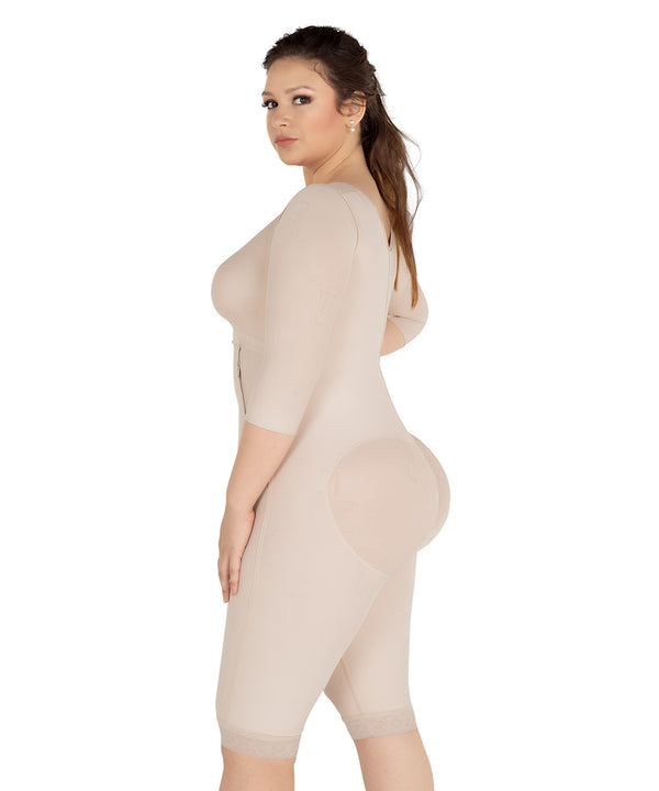Faja Pacifica Full Bodyshaper with Bra, Post Surgery  Recovery ( Ref. O-102 )