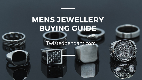 Men's Jewellery Buying Guide