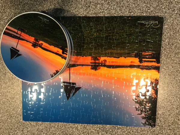 Meredith Bay Sunrise- Puzzle 10.5 x 13.5