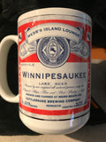 Coffee Mug- 15 oz KIng of Beers Label-not customized