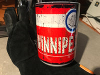 Coffee Mug- 15 oz Oil Can- Winnipesaukee