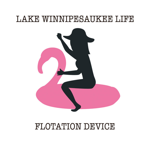 Sandstone Coaster- Flotation device Female