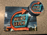 Weirs Beach sign- Puzzle 10.5 x 13.5