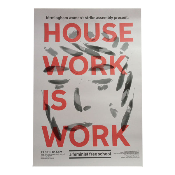 House Work Is Work Poster