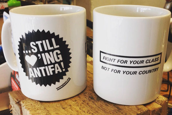 Fight For Your Class Mug