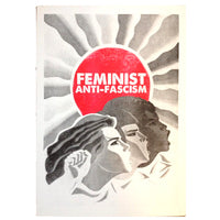 Feminist Antifascism Poster