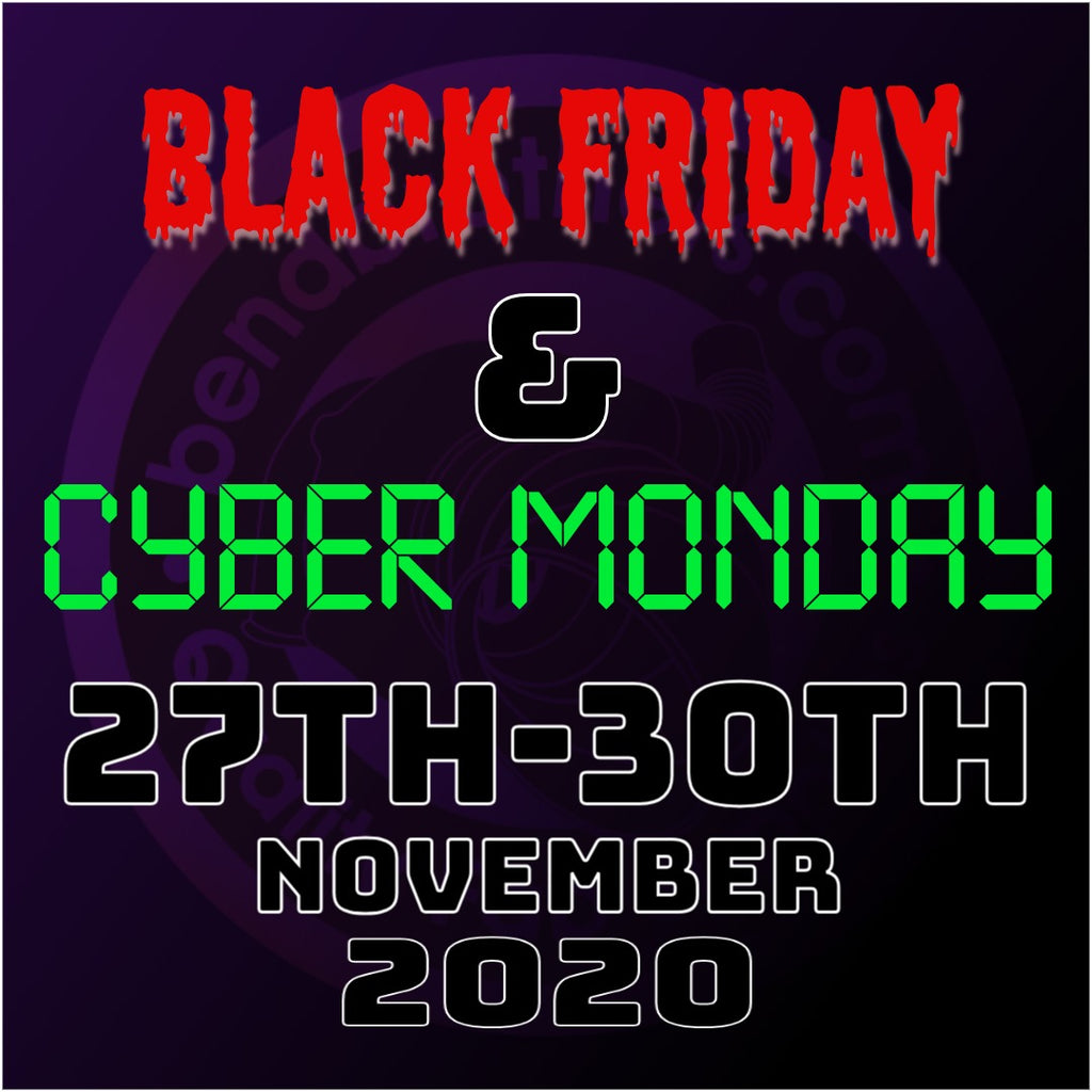 Black Friday - Cyber Monday 2020 | Details & Information