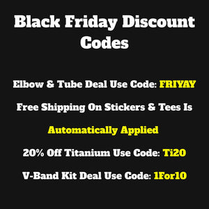 Black Friday & Cyber Monday Discount Codes