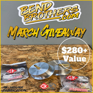 🎁 March Giveaway 🎁