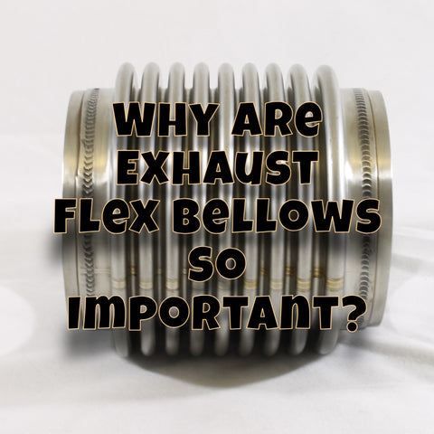 Exhaust Flex Bellow Stainless Steel