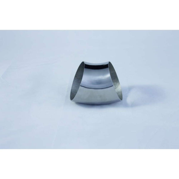 "2"" (51mm) Titanium 45° Mandrel Bent Elbow - 1.5D Radius - 1mm wall"