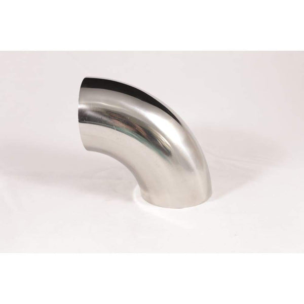 2.75 304Ss 90° Elbow - 1D Tight Radius - 1.6Mm Wall - 304Ss Elbow