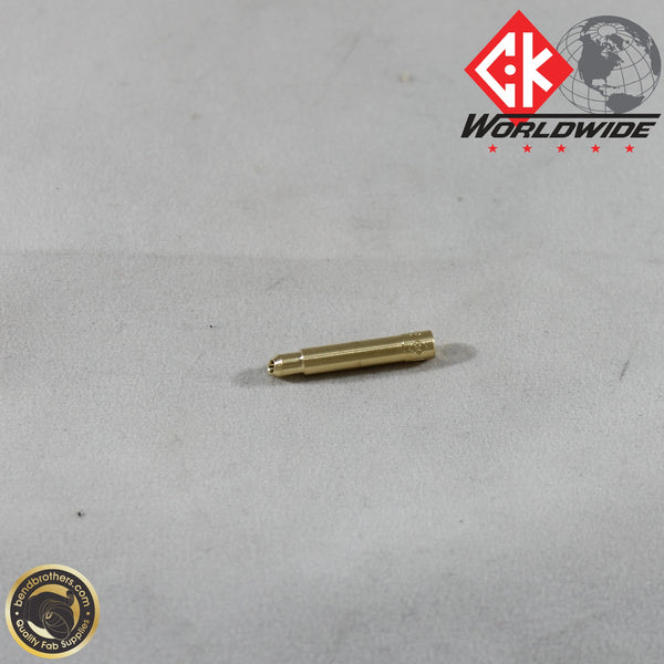 "1/16"" (1.6mm) Wedge Collet For WP9 & 20 Series Torchs - CK Worldwide"