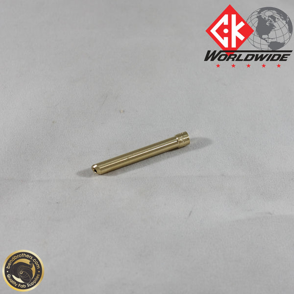"3/32"" (2.4mm) Wedge Collet For WP17,18 & 26 Series Torches - CK Worldwide"