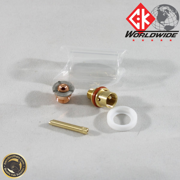 "3/32"" (2.4mm) Pyrex Gas Saver Kit For WP9 & 20 Series Torches 
