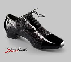 Lapiz Snake Patent Leather