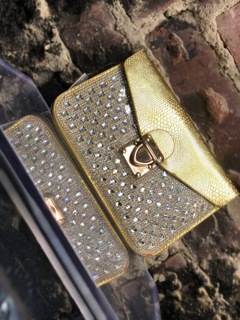 Mini Bling Clutch