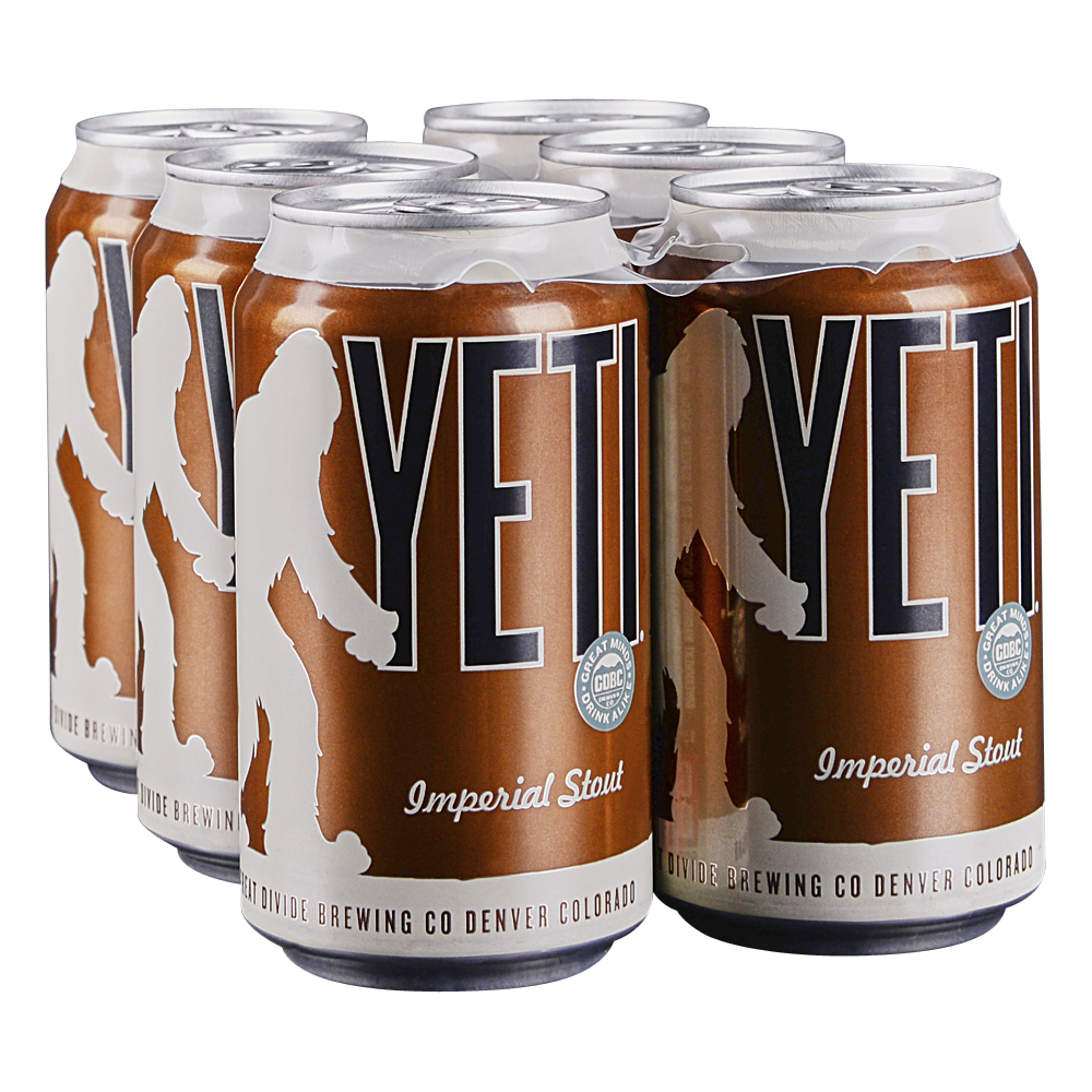 Great Divide Yeti Imperial Stout 6pk Cans