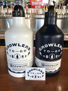 Gift Card & Shine Insulated Growler Combo