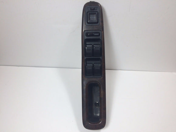 1998 1999 2000 2001 2002 Honda Accord 4 Door Master Power Window Switch WOOD