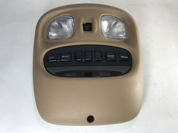 1999-04 Jeep Grand Cherokee Overhead Console Dome Map Light OEM  99 00 01 02