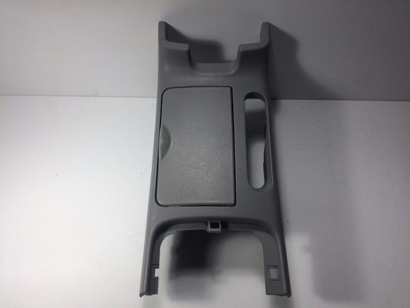 2006-2008 06 07 08 Hyundai Sonata Center Console Top Section Cup Holder GREY