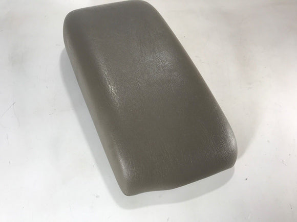 1999-2005 Grand Am Center Armrest Console Lid BROWN TAN