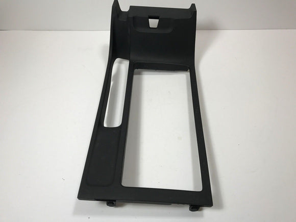 04 05 06 MAZDA 3 CUP HOLDER BEZEL TRIM BLACK OEM