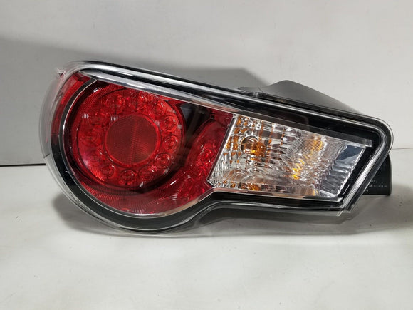2013-2015 Scion FRS/Subaru BRZ OEM LED Driver Side Tail Light