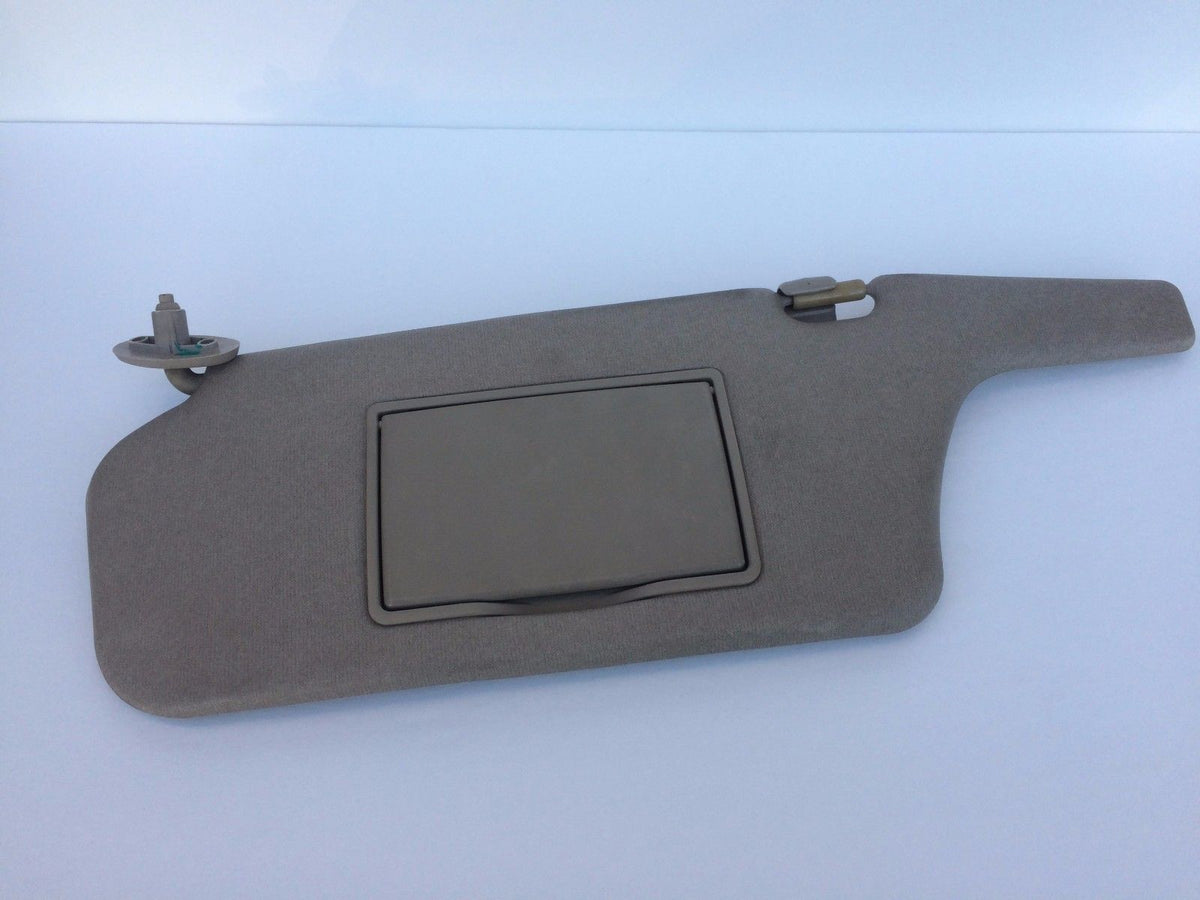 2001 2003 Mazda Protege Left Driver Side Sun Visor With