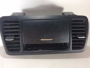 05-09 Subaru Outback Central Dash Coin Storage Compartment Cubby Vents Clock OEM