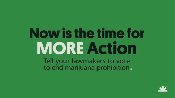 House Leadership Announces Vote On MORE Act To End Marijuana Prohibition Will Take Place