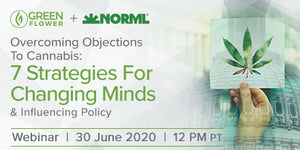 Webinar: Overcoming Objections To Cannabis: 7 Strategies For Changing Minds & Influencing Policy