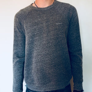 Cosy Surf Stich Jumper - Dust Grey