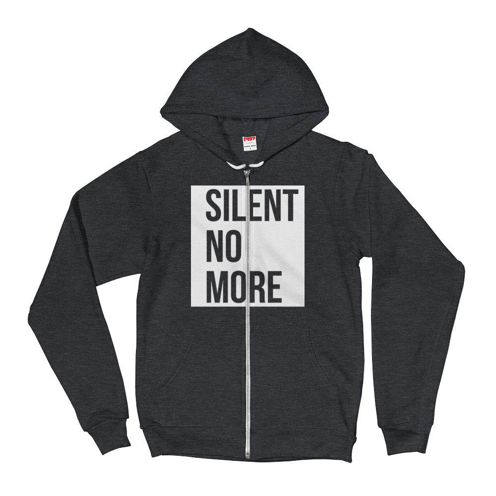 Silent No More Hoodie