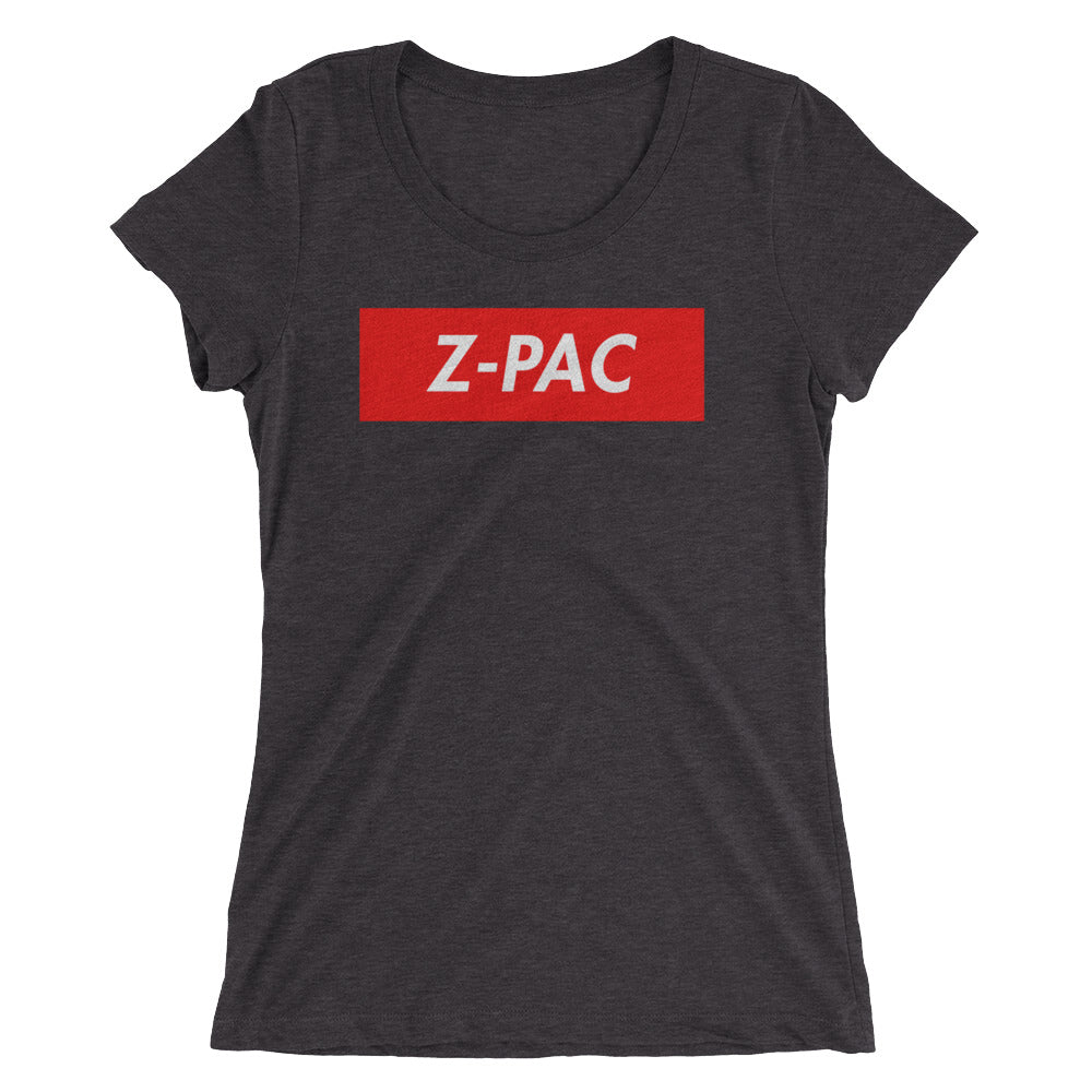 Ladies Z Pac Shirt (Runs small order a size up.)