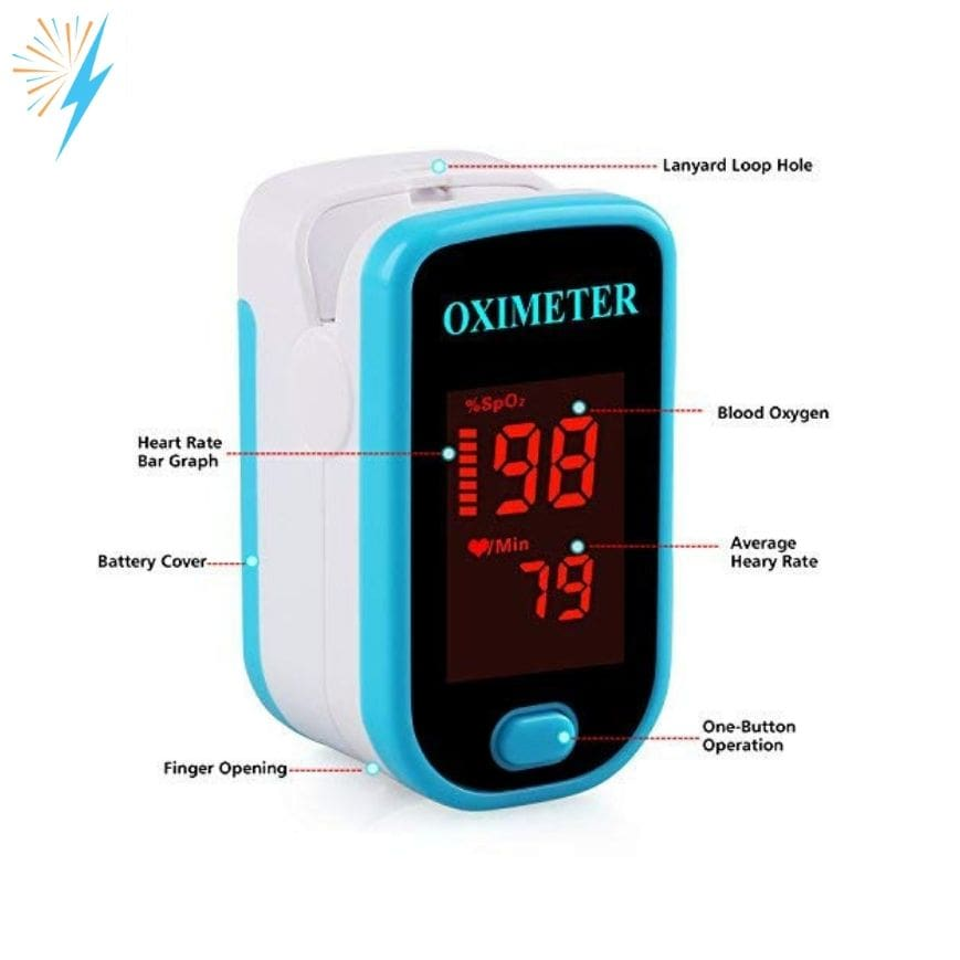 OxygenTrack™ Pulse Oximeter
