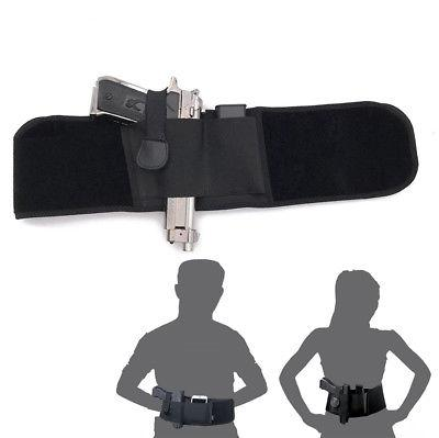 Stomach Strap™ Concealed Carry Holster