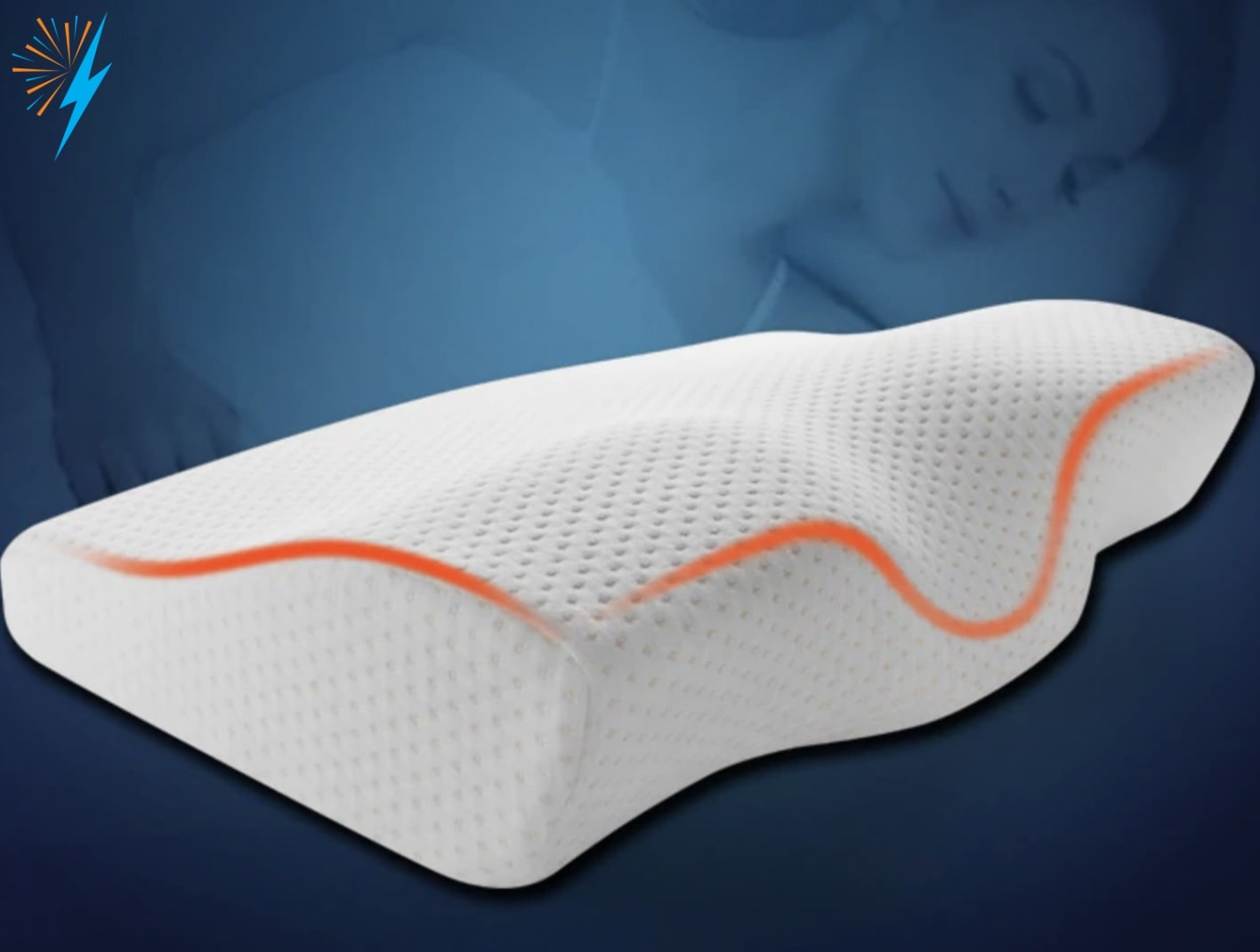 NeckProtect™ Orthopedic Pillow