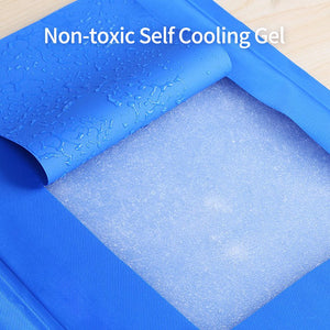 Frost Mat™ Dog Cooling Mat -  With Self Cooling Technology